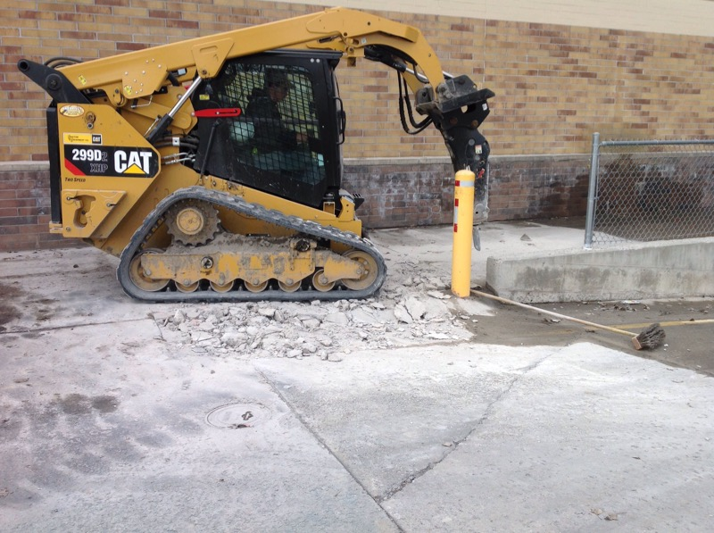 Concrete Repair and Concrete Patching