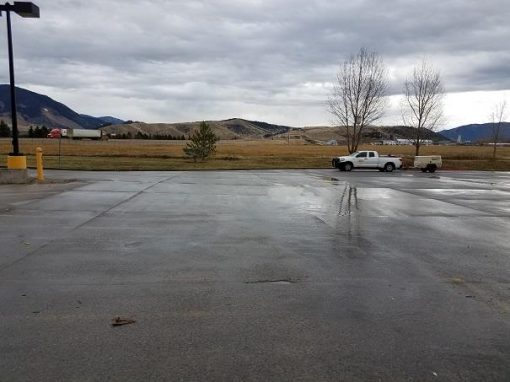 Bozeman, MT – Concrete Remove & Replace