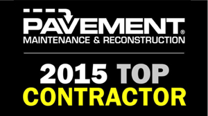 Paving Awards Contractor