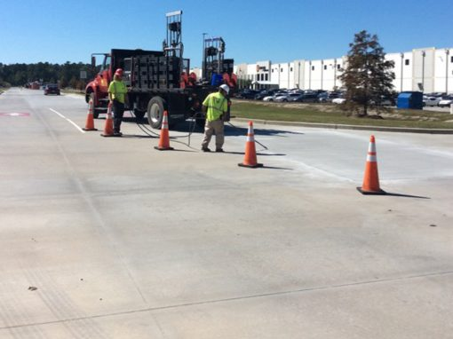 West Columbia, SC – Concrete Remove & Replace