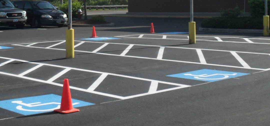 Pavement Markings and Parking Lot Striping