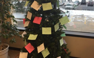 The Giving Tree: Rabine Group Employees Give Back